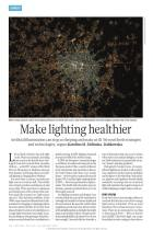 Make Lighting Healthier