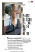 South African Science Faces Its Future