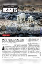 Out of Balance in the Arctic