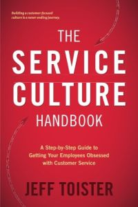 The Service Culture Handbook book summary
