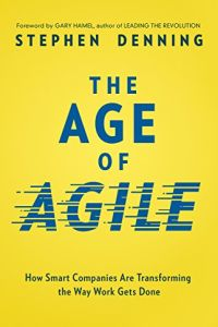 The Age of Agile book summary