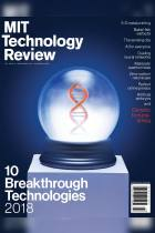 10 Breakthrough Technologies 2018