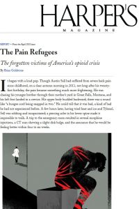 The Pain Refugees summary