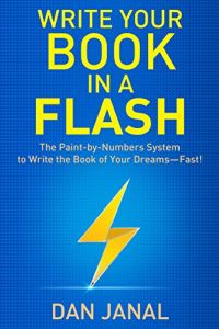 Write Your Book in a Flash book summary