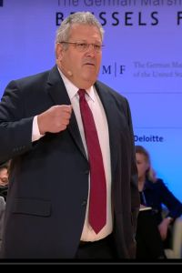 Robert Kagan's Opening Speech at the German Marshall Fund's Brussels Forum summary