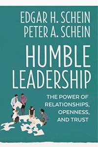 Humble Leadership book summary