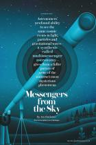 Messengers from the Sky