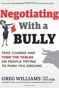 Negotiating with a Bully book summary