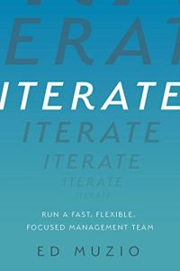 Iterate book summary