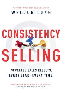 Consistency Selling book summary