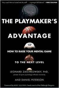 The Playmaker's Advantage book summary