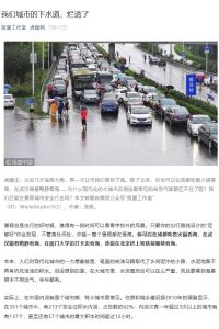 Why Do Chinese Cities Flood So Much? summary