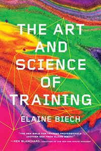 The Art and Science of Training book summary
