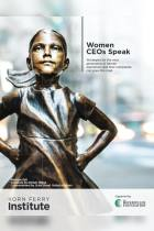 Women CEOs Speak