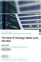 The New IP Strategy