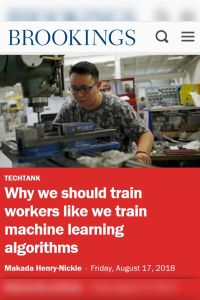 Why We Should Train Workers like We Train Machine Learning Algorithms summary