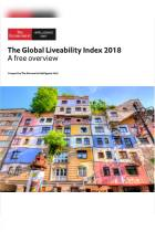 The Global Liveability Index 2018