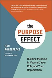 The Purpose Effect book summary