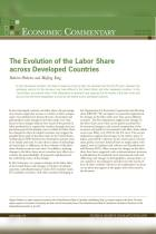The Evolution of the Labor Share across Developed Countries