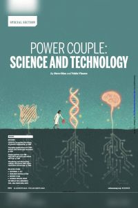 Power Couple: Science and Technology summary