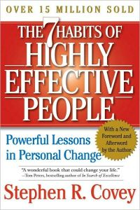 The 7 Habits of Highly Effective People book summary