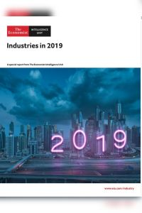 Industries in 2019 summary