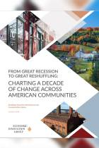 From Great Recession to Great Reshuffling