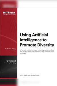 Using Artificial Intelligence to Promote Diversity summary