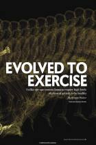 Evolved to Exercise