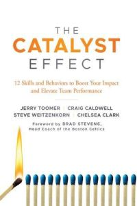 The Catalyst Effect book summary
