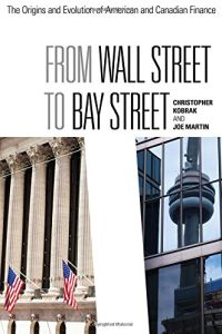 From Wall Street to Bay Street book summary