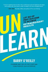 Unlearn book summary