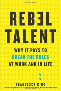 Rebel Talent book summary