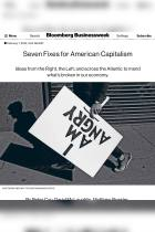 Seven Fixes for American Capitalism