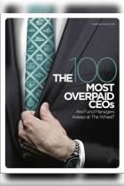 The 100 Most Overpaid CEOs