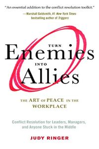 Turn Enemies into Allies book summary
