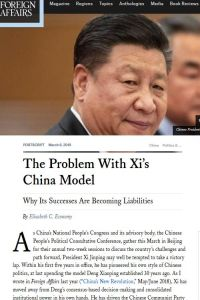 The Problem With Xi's China Model summary
