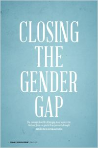 Closing the Gender Gap summary