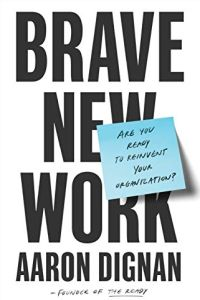Brave New Work book summary