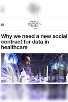Why We Need a New Social Contract for Data in Healthcare