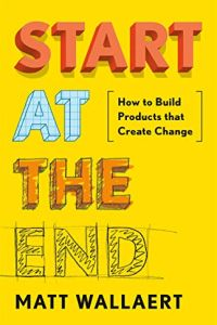 Start at the End book summary