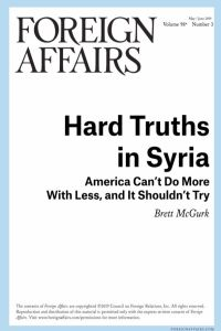 Hard Truths in Syria summary