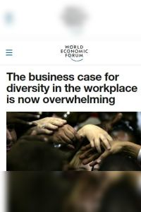 The Business Case for Diversity in the Workplace Is Now Overwhelming summary
