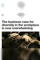 The Business Case for Diversity in the Workplace Is Now Overwhelming