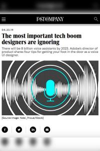 The Most Important Tech Boom Designers Are Ignoring summary