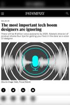 The Most Important Tech Boom Designers Are Ignoring
