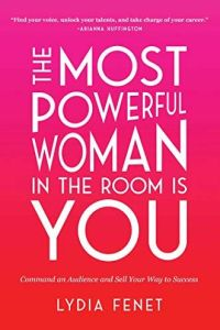 The Most Powerful Woman in the Room Is You book summary