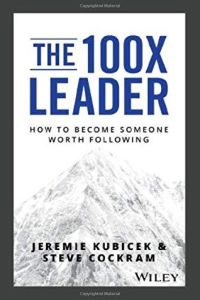 The 100X Leader book summary