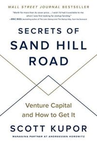 Secrets of Sand Hill Road book summary