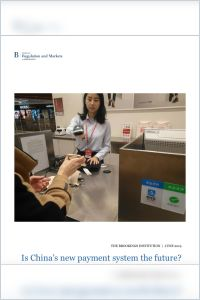 Is China's New Payment System the Future? summary